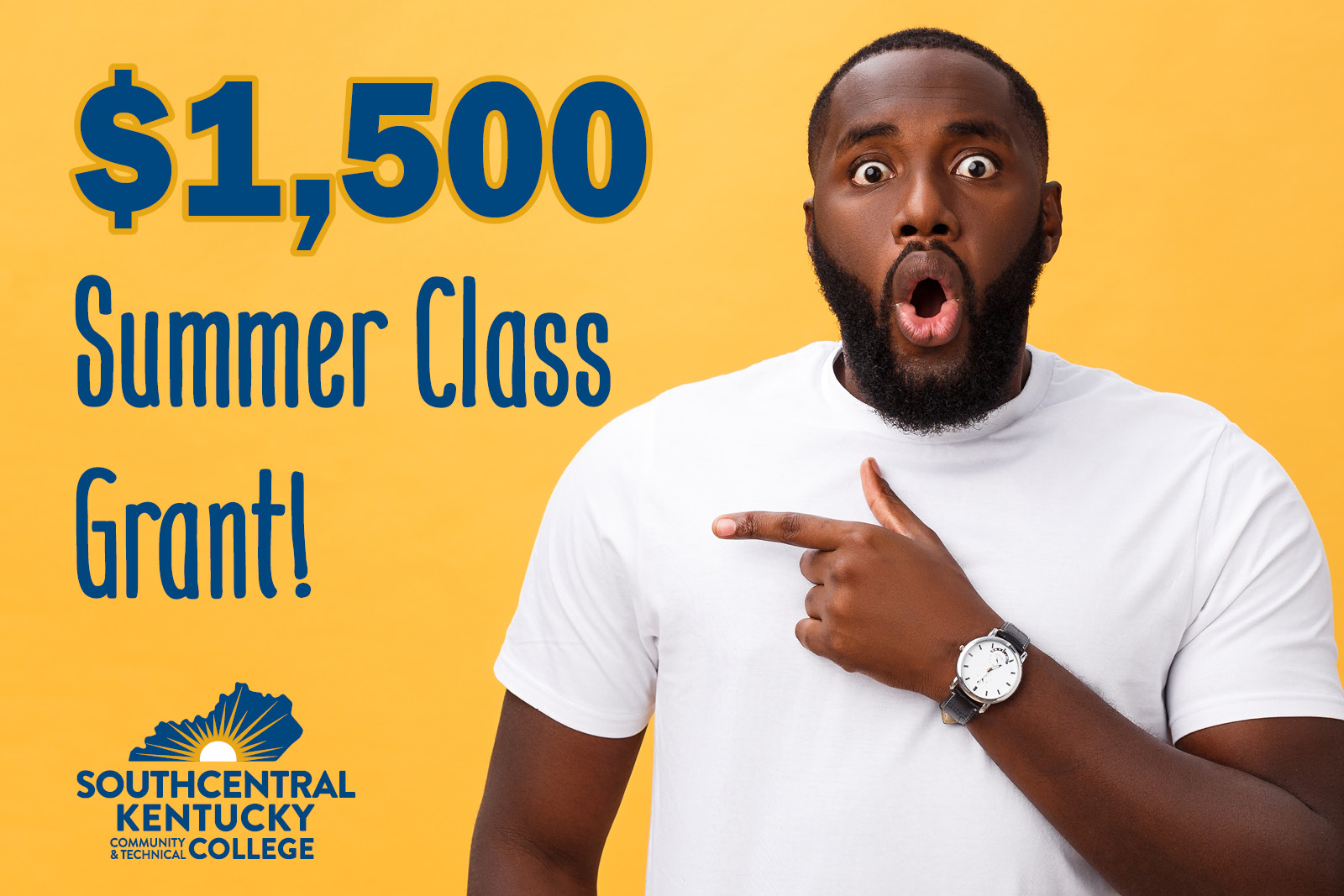 SKYCTC 2021 summer class students get a $1500 grant.
