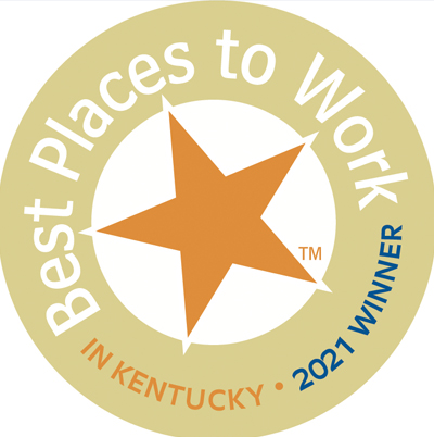 Best Places to Work in Kentucky logo