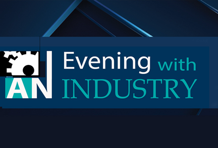 An evening with Industry banner image