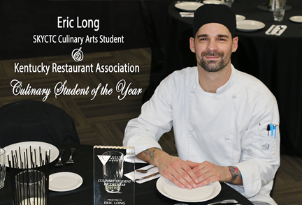 Eric Long Culinary Student of the Year