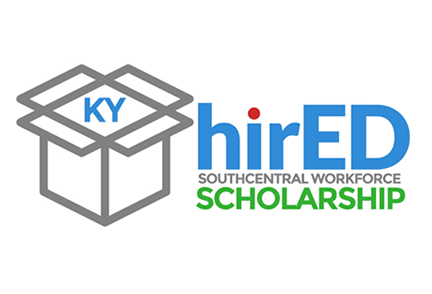 HirED scholarship logo